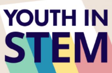 Youth In STEM Podcast Logo